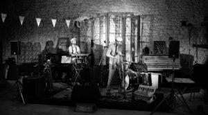 Atelier bal&masque / la claque festival / Etienne